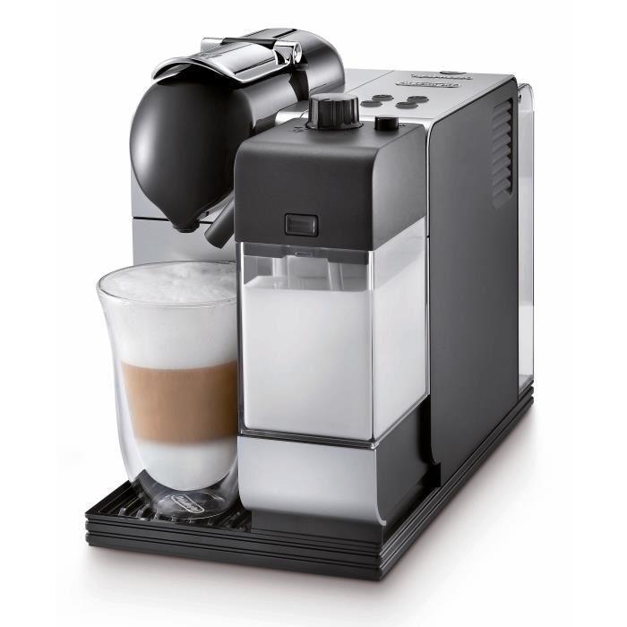 Machine à café Nespresso Latissima+ Delonghi EN 520 R (avec ODR de 80€) + 100€ en 2 bons d'achat