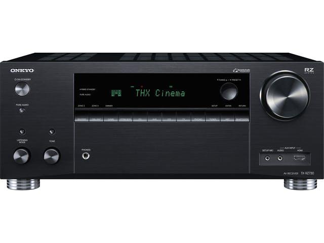 Ampli Home Cinema Onkyo TX-RZ 730 Dolby Atmos DTS X