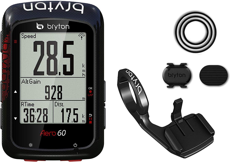 Compteur GPS Bryton Aero 60 C pour Vélo