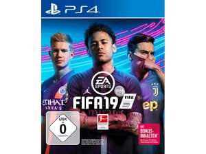 FIFA19 sur PS4 (Frontaliers Allemagne)