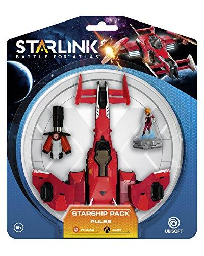 Pack Figurine Starlink Starship : Pulse/Lance/ Nadir/Neptune 33e les 4 livrés !