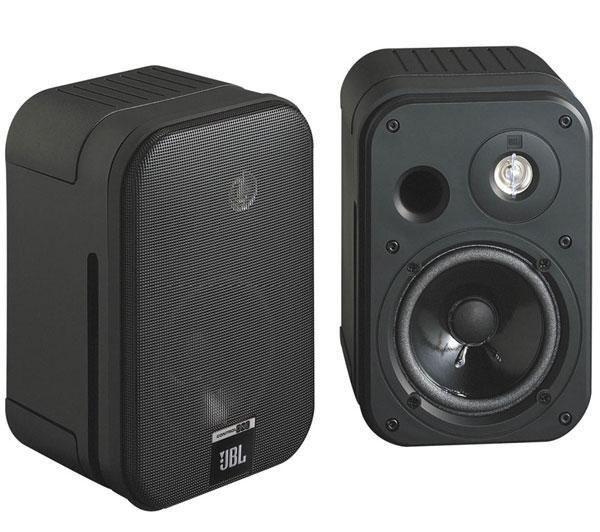 Paire d'Enceintes JBL Control One - 2 Voies 200W- Noir