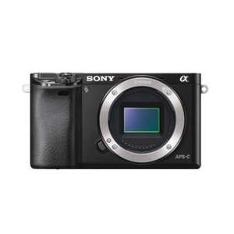 Appareil photo hybride Sony A6000 - Noir (nu)