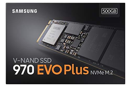 SSD Interne M.2 NVMe Samsung 970 Evo Plus (MZ-V7S500BW) - 500 Go