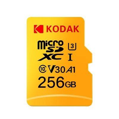 Carte MicroSDXC Kodak - 256Go