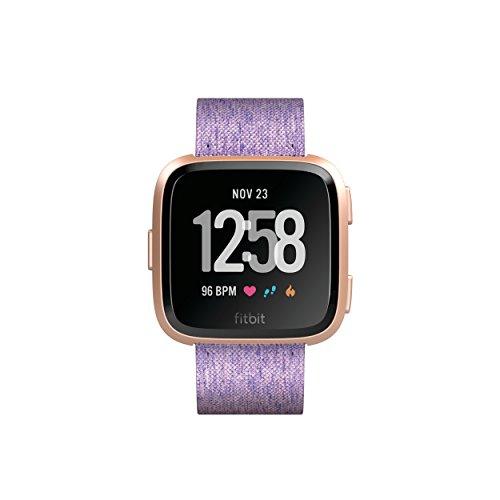 Montres connectée de sport Fitbit Versa Edition spéciale - Lavande