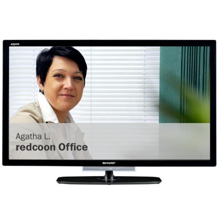 "Télévision 32"" Sharp LC-32LE632E, Full HD, 100Hz"