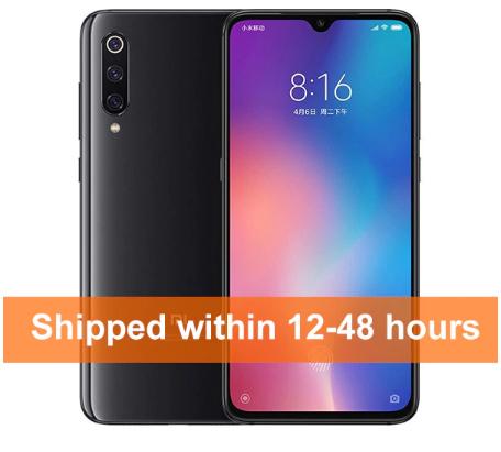 """Smartphone 6,39"""" Xiaomi Mi 9 - FHD+, Snapdragon 855, 6 Go de RAM, 64 Go de ROM, 4G avec B20/B28 + Film de protection (304,32€ via coupon)"""
