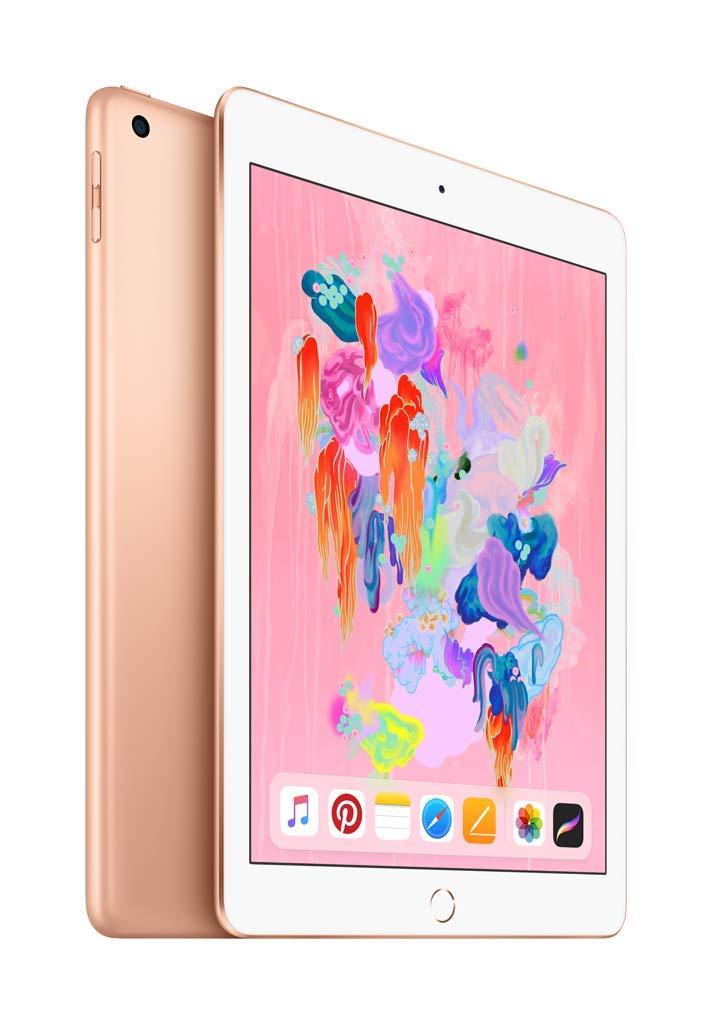 "Sélection de Tablettes Apple iPad Retina (2018) en Promotion - Ex: Ipad  9.7"" 32 Go, WiFi"