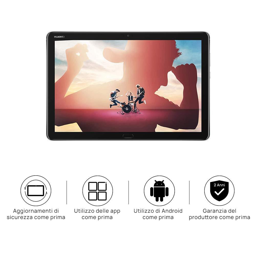 "Tablette 10.1"" Huawei MediaPad M5 Lite 10 - 3Go de RAM, 32Go de ROM, Gris sidéral"