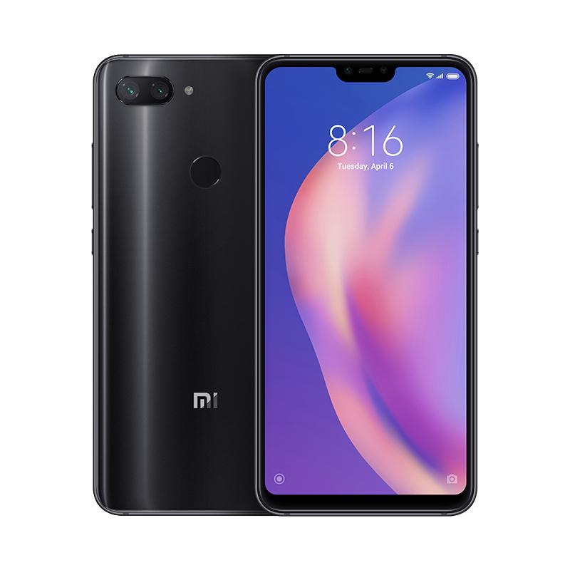 "Smartphone 6.26"" Xiaomi Mi 8 Lite - Full HD+, Snapdragon 660, RAM 6 Go, ROM 128 Go (Via ODR de 30€, Coupon et application mobile)"