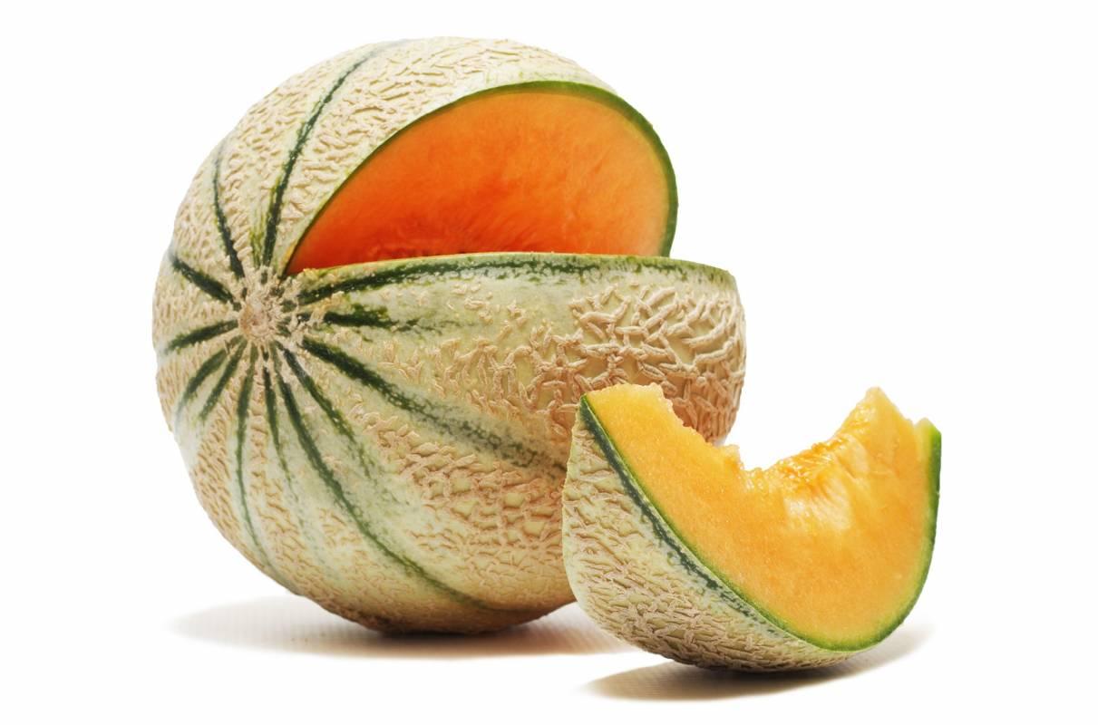 Melon Charentais Jaune - Origine Espagne