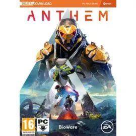 Jeu Anthem sur PC (+0,75€ en SuperPoints)