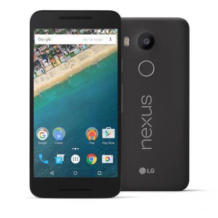 Nexus 5X 32 Go - Noir ou Blanc (Frontaliers Suisse)