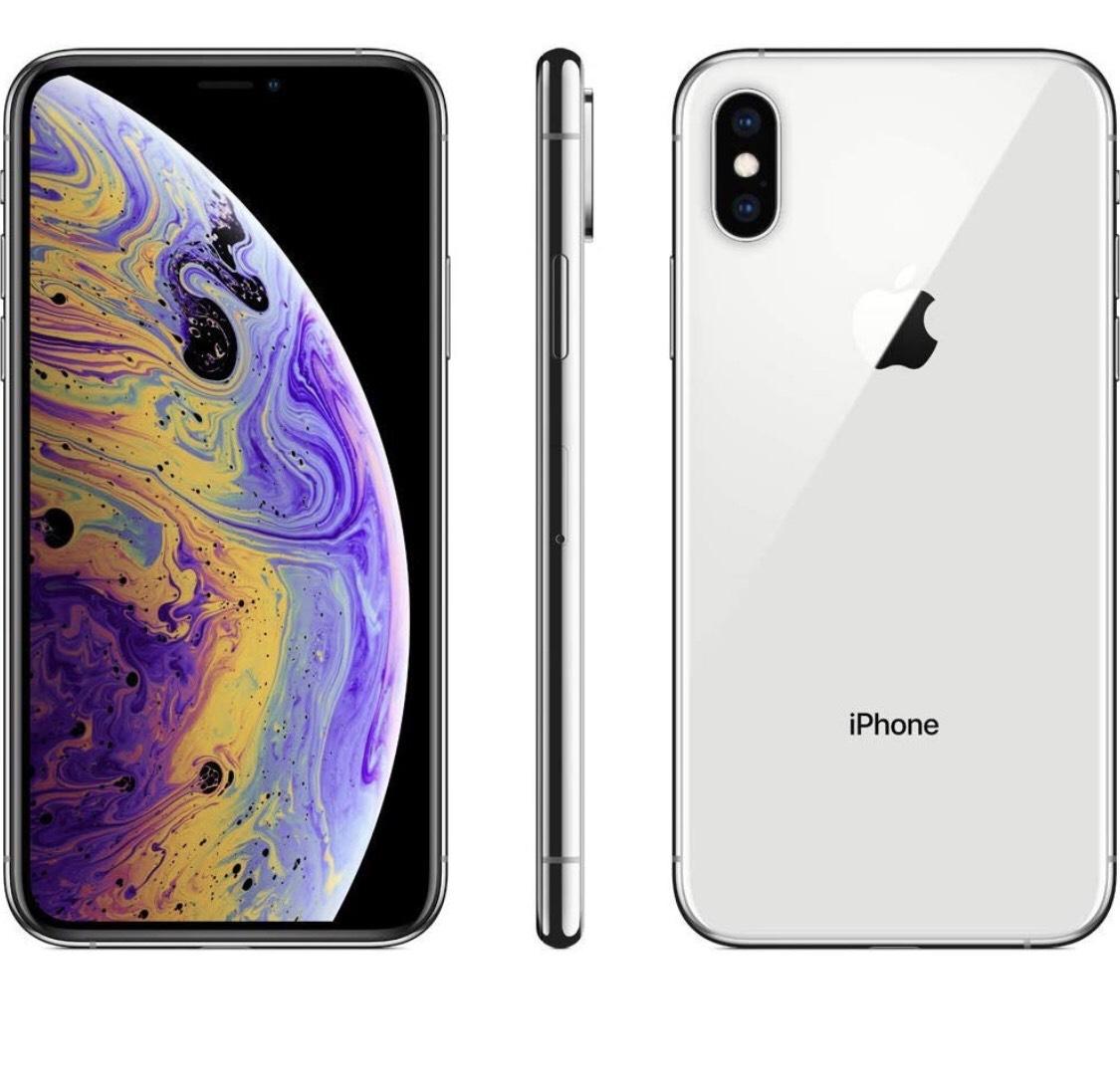 "Smartphone 5.8"" Apple iPhone XS - 64Go, Argent"