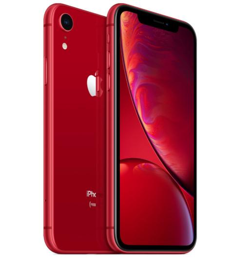 "Smartphone 6.1"" Apple iPhone XR - 64 Go + 62,20€ en Super Points"