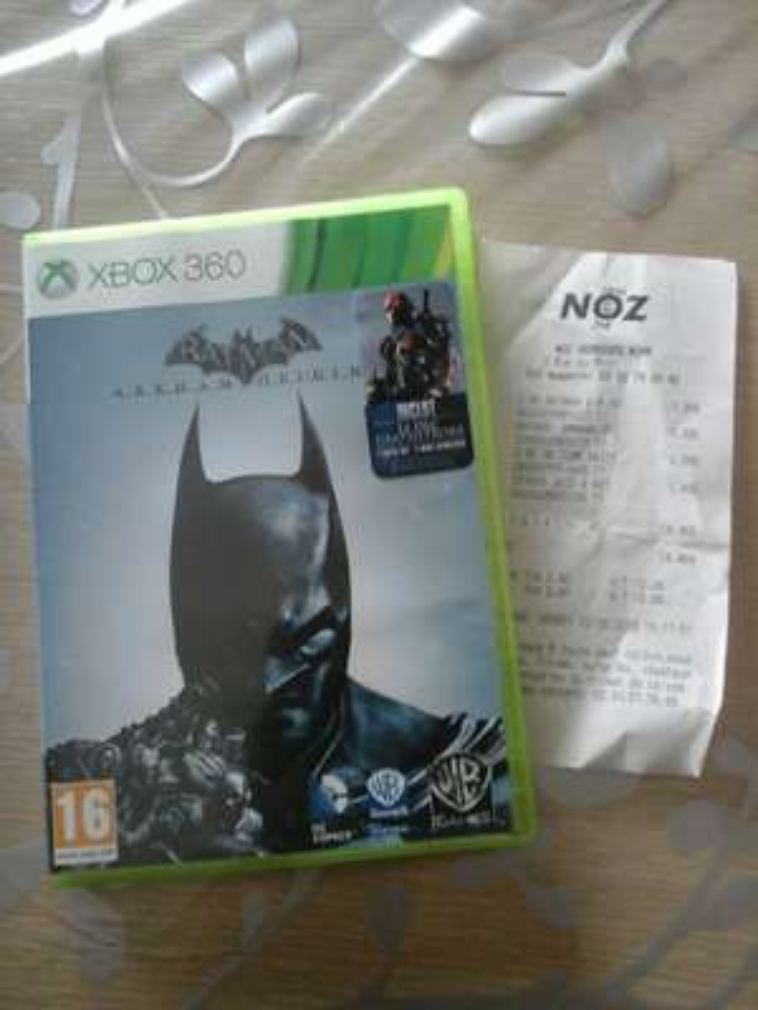 Batman - Arkham Origins sur Xbox 360 (Horbourg-Wihr 68)