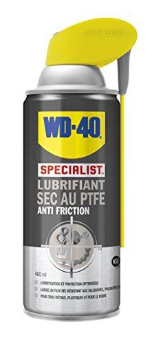 Lubrifiant Sec au PTFE  WD-40 Specialist - 400 ml
