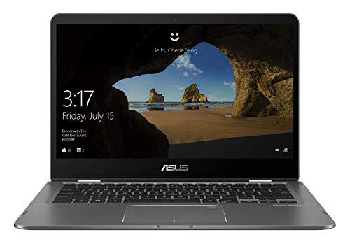 """Pc Portable 14"""" Asus Zenbook Flip UX461FA-E1059T - i5-8265U, 8 Go de RAM, 256 Go SSD , Windows 10"""