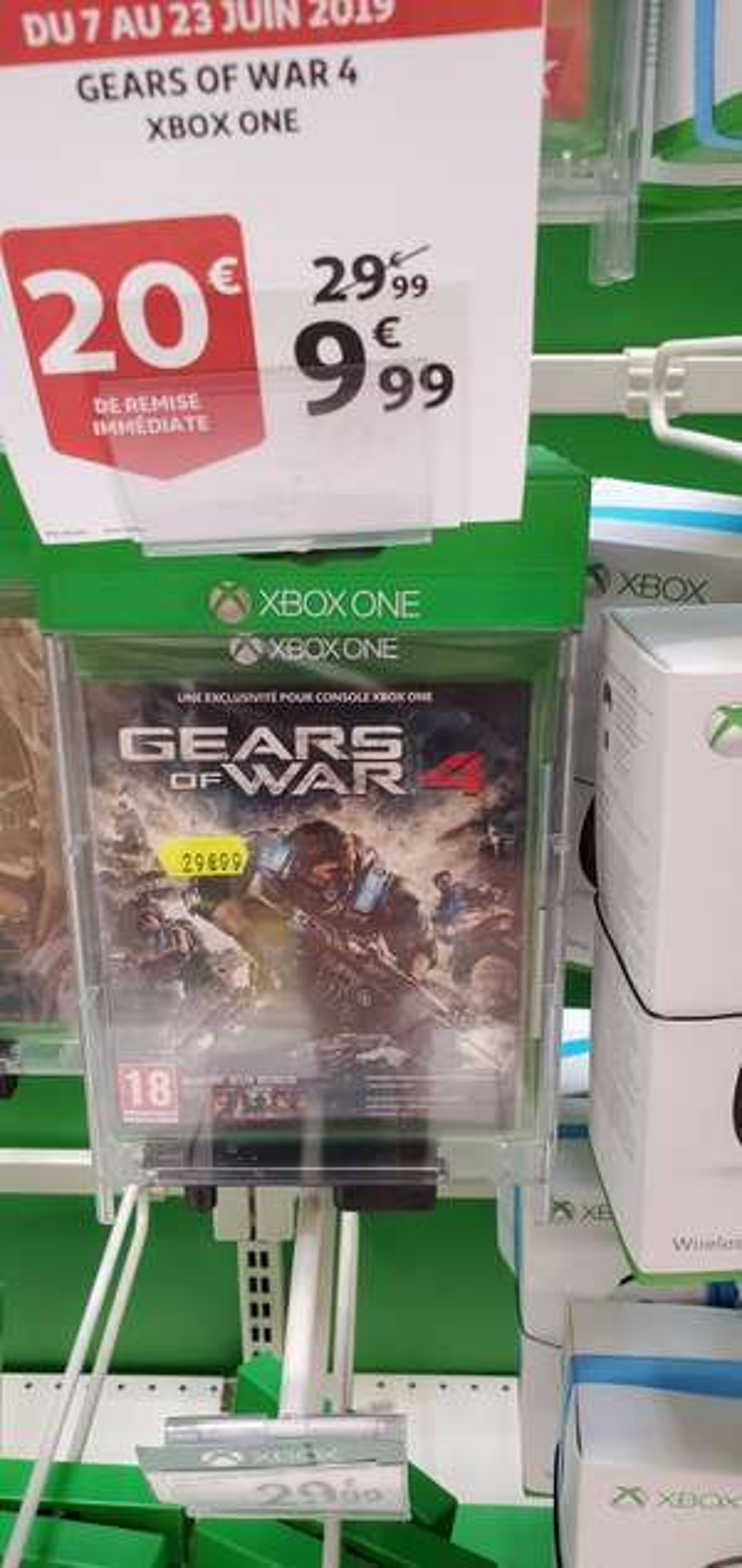 Gears of War 4 sur Xbox One - Caluire (69)