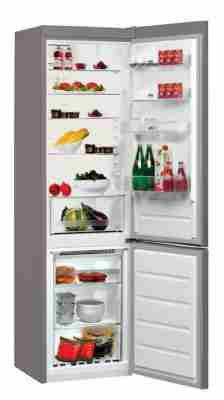 Réfrigérateur Combiné Whirlpool BSNF9101OX - 349L
