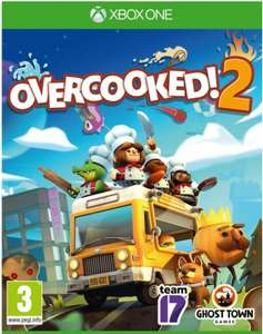 Overcooked 2 sur Xbox One