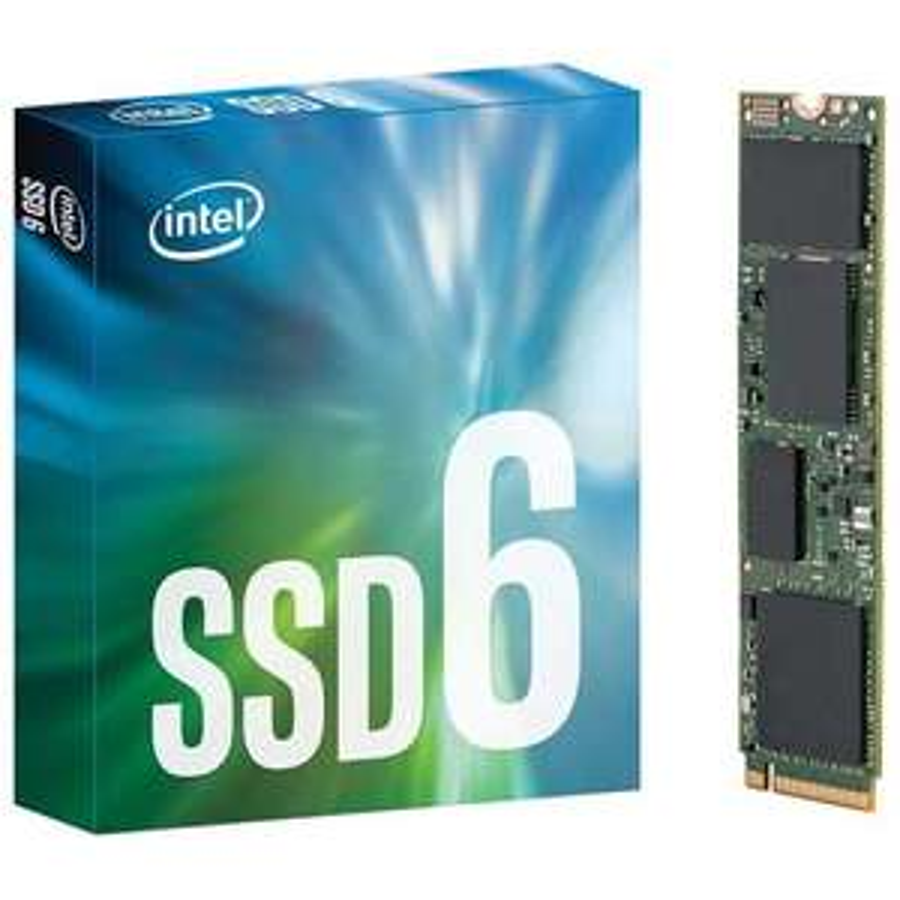 SSD interne M.2 NVMe Intel 660P Series (QLC 3D) - 1 To