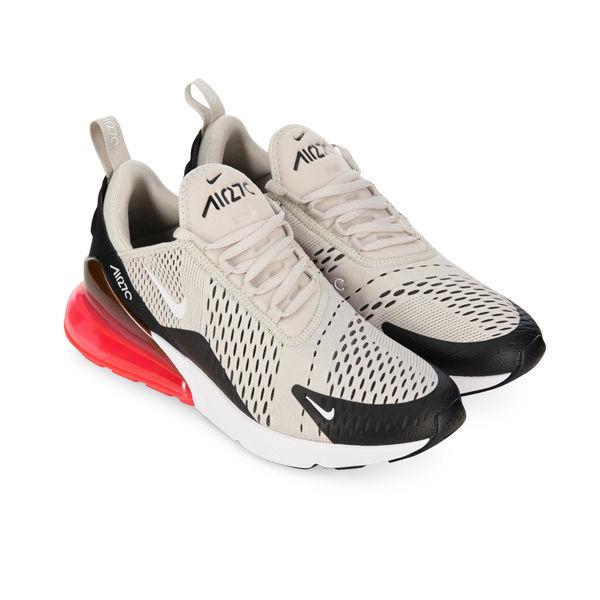 Sneakers Nike Air Max 270 -  Beige / Rose (Tailles du 41 au 45)