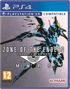 Zone of the enders the 2nd Runner sur PS4