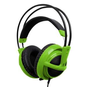 Casque-micro Gaming Steelsteries Siberia V2 - Vert