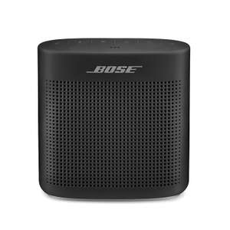 Enceinte portable Bose SoundLink Color II - Noir