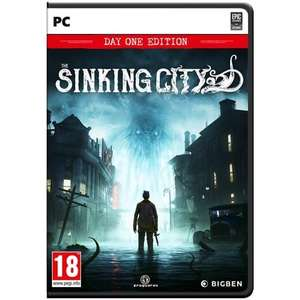 [Précommande] The Sinking City Édition Day-One sur PC