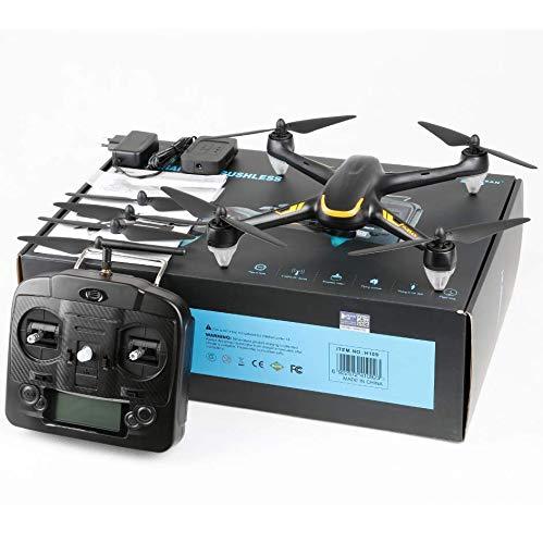 Drone quadricoptère Hubsan H109 X4 Brushless + Télécommande - 2.4 GHz (Vendeur tiers - Expédié par Amazon)