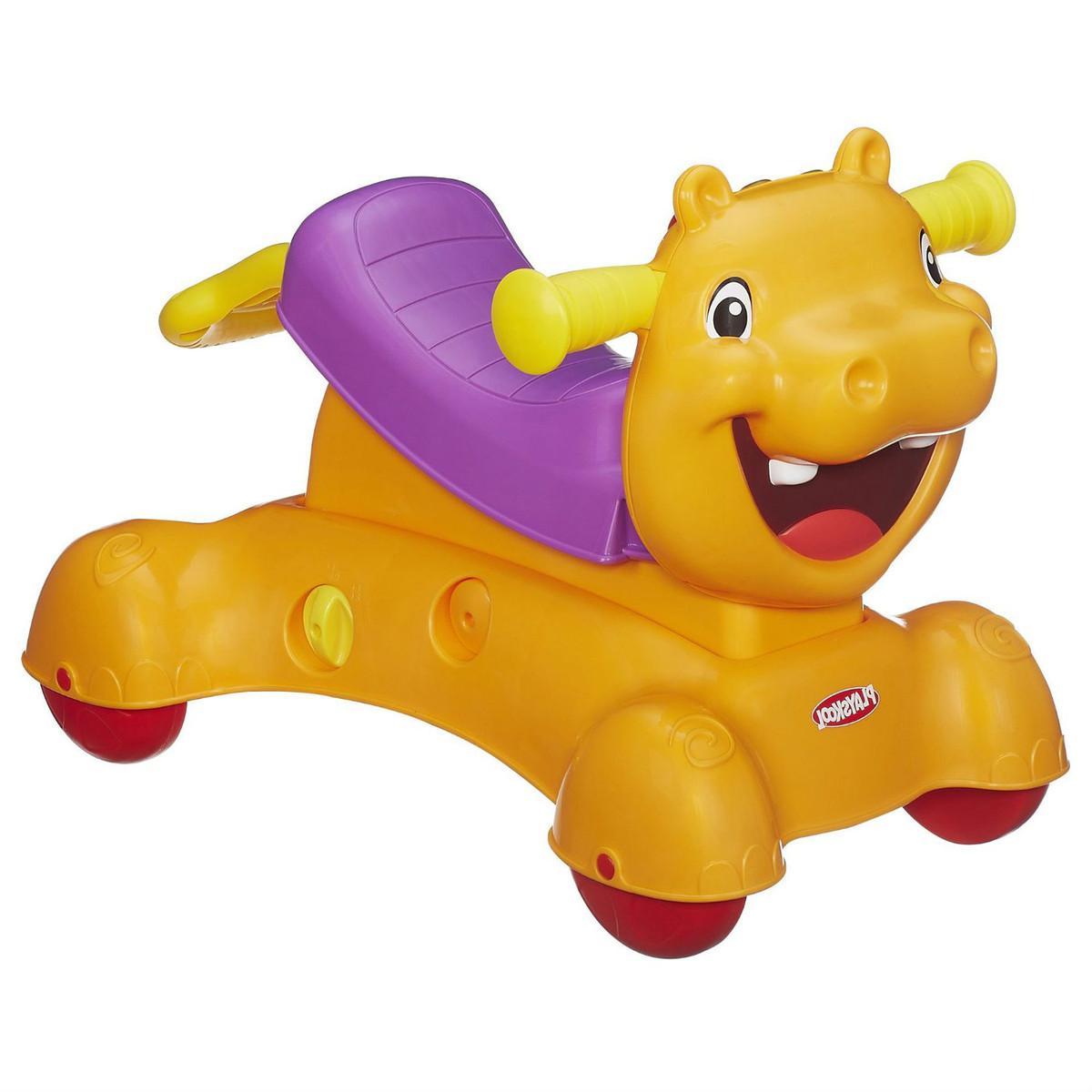 Trotteur Hippo bolide 3-en-1 Playskool