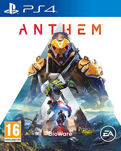 Anthem sur PS4 (Import Anglais)