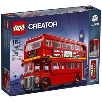 Jeu de construction Lego Creator Expert - Le bus londonien (10258)
