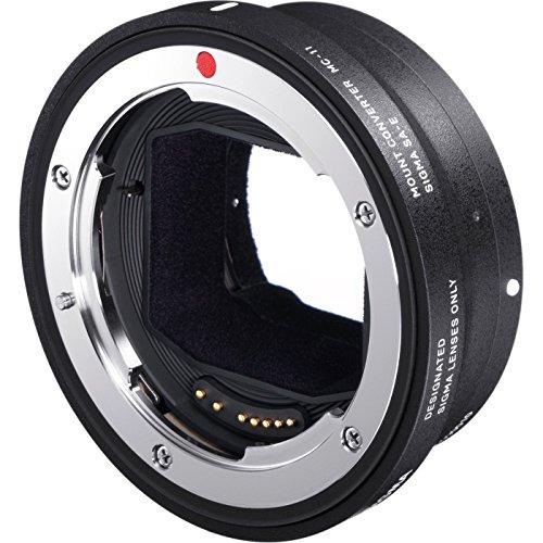 Objectif Convertisseur de monture Sigma MC-11 vers Sony E - Monture Canon (frais d'importation et de livraison inclus - Vendeur Tiers)