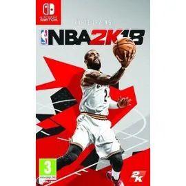 NBA 2K18 sur Nintendo Switch - Jeu FR/Boîte Anglaise (+0.45€ en SuperPoints)