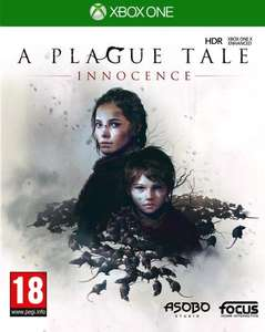 A Plague Tale : Innocence sur Xbox One (Import UK)