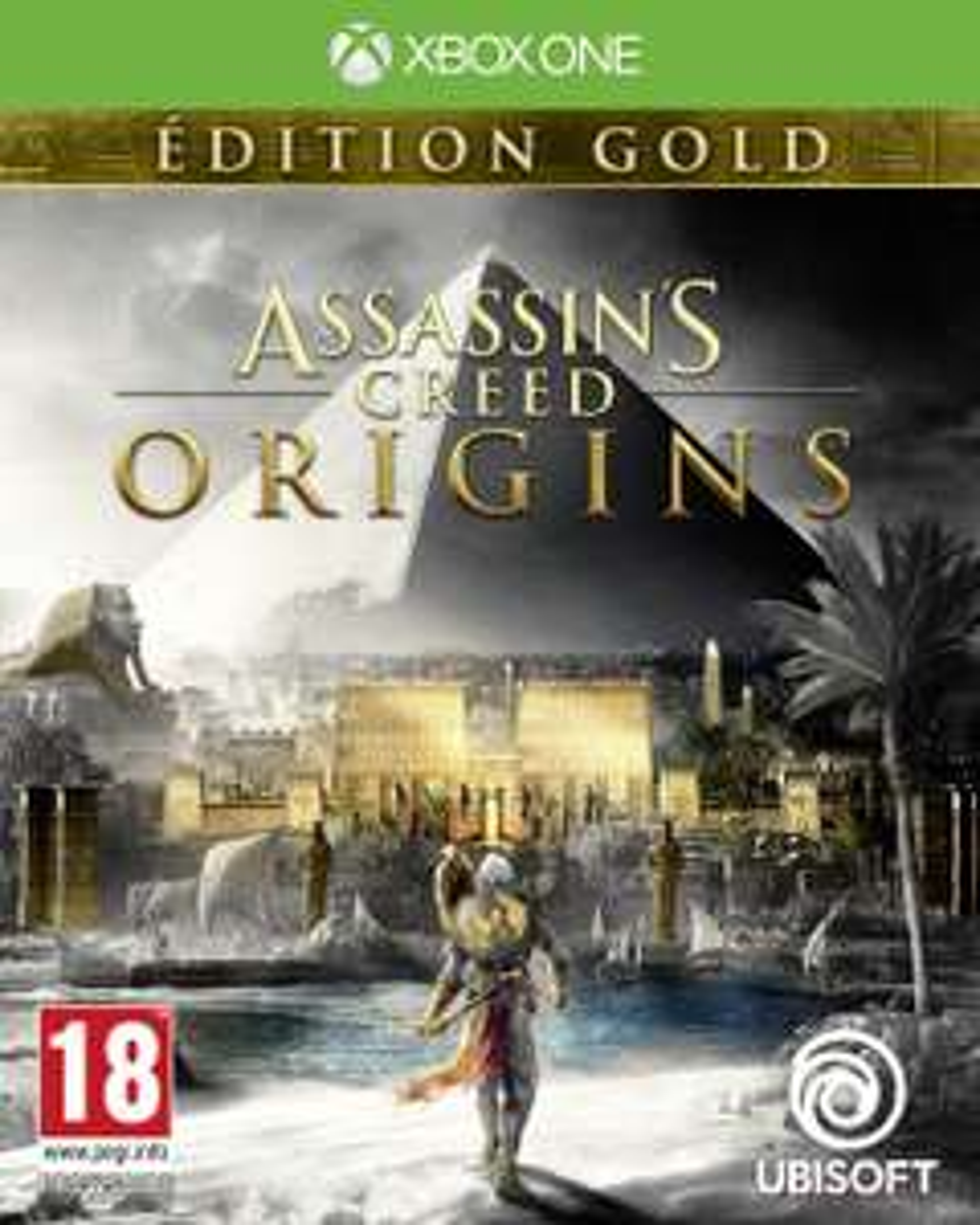 Sélection de jeux Xbox One en Promotion - Ex: Assassin's Creed Origins Gold Édition (Via Application Mobile)