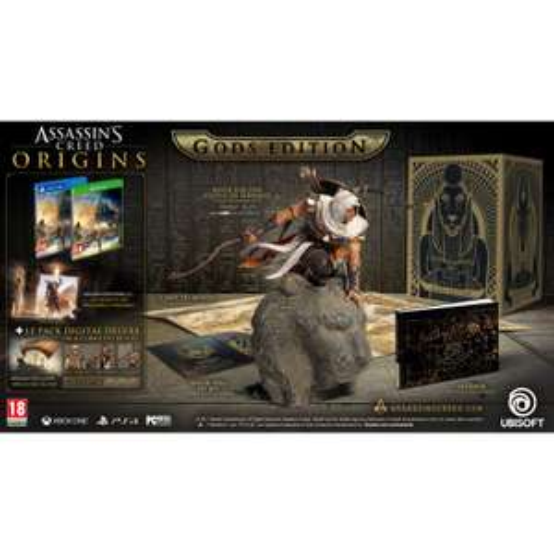 Assassin's Creed Origins Edition Gods sur Xbox One