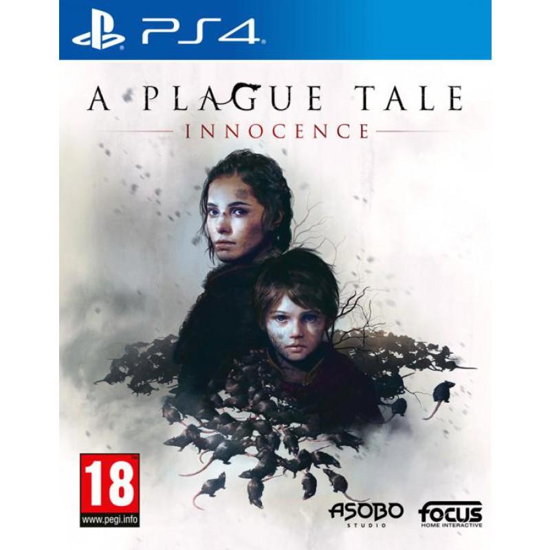 A Plague Tale: Innocence sur PS4 ou Xbox One