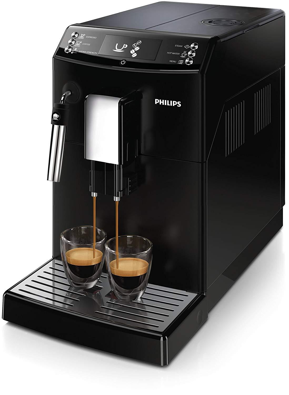 Machine à expresso automatique Philips EP3510/00 series EP 3510/00 -  1.8L, Noir