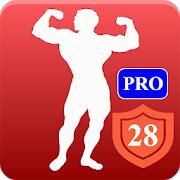 Application Home workouts Gym Pro (sans publicité) gratuite sur Android