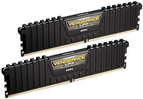 Kit mémoire RAM Corsair Vengeance - 16 Go (2 x 8 Go) DDR4, 3000MHz, C15, XMP 2.0