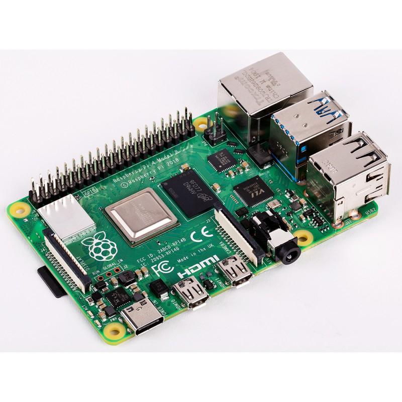 Mini-PC Raspberry Pi 4 Modèle B - 1 Go