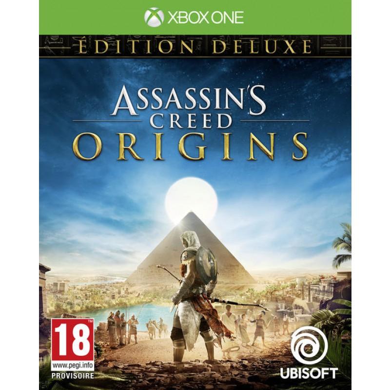 Assassin's Creed Origins Edition Deluxe sur Xbox One (Via l'application)