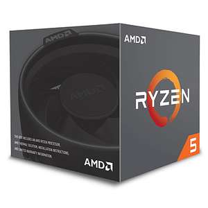 Processeur AMD Ryzen 5 2600 Wraith Stealth Edition + Tom Clancy's The Division 2 Gold Édition & World War Z offerts