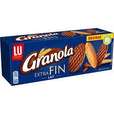Paquet de Granola Extra fin de Lu (via BDR de 0.60€)