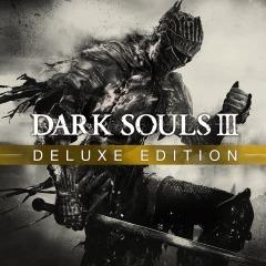 Dark souls 3 Deluxe édition sur PS4 (Dématérialisé)